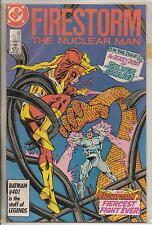 DC Comics Firestorm #53 November 1986 VF+
