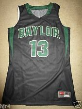 Baylor Bears #13 Basketball Nike Dri-Fit Jersey Womens Medium M