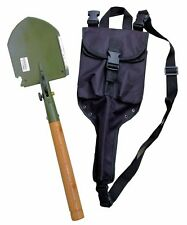 Chinese Military Shovel Emergency Tools WJQ-308 Ver 2012 with Original Cases Bag
