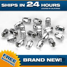 Set of 20 Jeep Lug Nuts 1/2x20 fits Most Jeep Models