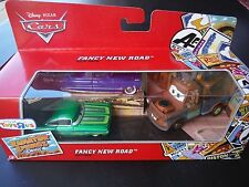 CARS - 3 CARS GIFT PACK - FANCY NEW ROAD - Mattel Disney Pixar DOC MATER RAMONE