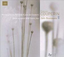 Couperin: Messes pour le Paroisses & pour les Couvents (CD, Jun-2009, 2...