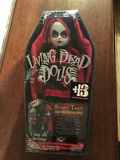 Living Dead Dolls - Scary Tales Vol. 1 -  Little Red Riding Hood - Very Cool