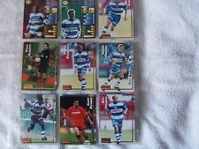merlin permier league football cards 95/96 season /q.p.r
