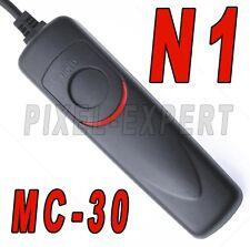 SCATTO REMOTO X NIKON MC-30 TELECOMANDO XD200 D300 D300s D700 D800 D4 D3 D3S
