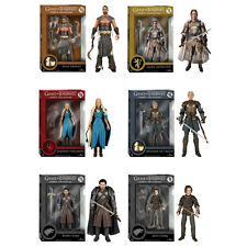 Funko Legacy Collection Figure - Game of Thrones Series 2 - COMPLETE SET OF 6