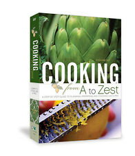 Cooking from A to Zest 4 DVD set plus Bonus DVD - Cook like a Pro - Educational!