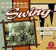 Various Artists - Western Swing: The Absolutely Essential 3 CD Colle [New CD] UK