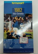 Spagna 1982 Italia-Germania 3-1 Finale 3a Coppa del Mondo Tuttosport VHS espana