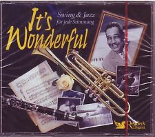 It's Wonderful - Swing & Jazz für jede Stimmung - Readers Digest  5 CD Box  OVP