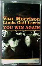 Van Morrison & Linda Gail Lewis: You Win Again (Cassette, 2000, Point Blank) NEW