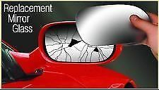 Summit Wing Mirror Glass - Part No. ADRG444 MERCEDES C W202 W210 93-2000 LH