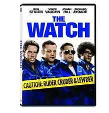 THE WATCH DVD 2012 New Stiller Vaughn Hill