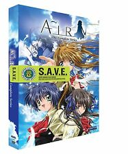 Air TV The Complete Series SAVE DVD Set Anime Animate Show Box Yukito Collection