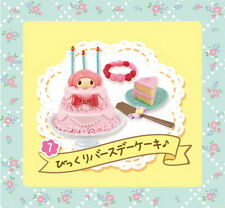 Re-ment Sanrio Miniature My Melody Floral Party Set rement No.07