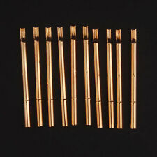 R100-4S Spring Test Probes Pogo Pin Receptacle 17.5mm/3A Pins Tool P100-4S 10Pcs