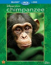 DISNEYNATURE : CHIMPANZEE   documentary -  Blu Ray - Region free for UK