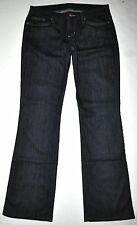 Joe's Lightweight Dark Blue Boot Cut Jeans Perry Wash 29 X 32.5 EUC AWESOME