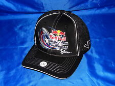 RED BULL Grand Prix Of The Americas Event Logo Cap Hat BLACK Size L/XL NWT $30
