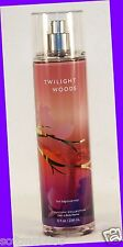 NEW! 1 Bath & Body Works TWILIGHT WOODS Fine Fragrance Mist Body Spray