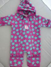 JOJO MAMAN BEBE Polartec Fleece All-in-One SNOWSUIT 9-12m Pramsuit