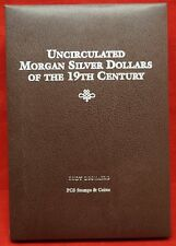 PCS Stamps & Coins Uncirculated Morgan Silver Dollars Of The 19th Century