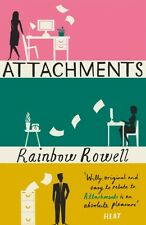Attachments (Paperback), Rowell, Rainbow, 9781409120537