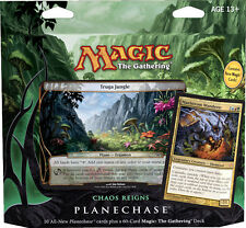 Chaos Reigns Planechase 2012 Game Pack Deck - ENGLISH - Sealed New MTG ABUGames