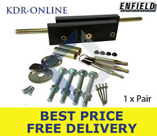 Enfield  Garage Door Bolt Lock One PAIR MK5 GENUINE ENFIELD Security Bolts