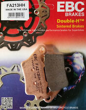EBC/FA213HH Sintered Brake Pads (Rear) - BMW S1000RR, G650GS, F650GS, F800GS