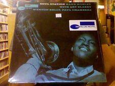 Hank Mobley Soul Station LP sealed vinyl RE reissue Blue Note 75