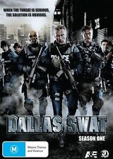 Dallas SWAT : Season 1 (DVD, 2010, 3-Disc Set)-REGION 4-Brand new-Free postage