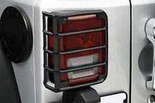 Rugged Ridge Euro Taillight Guards 2007-2015 Jeep Wrangler JK 11226.02