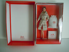 IN STOCK 2013 Mattel Gold Label Coach Barbie Doll & Real Coach Purse SOLD OUT