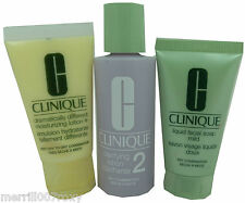 CLINIQUE 3 STEP SYSTEM DRY-NORMAL  MIDI SIZE  GIFT SET