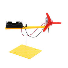 Rotary Wing Physics Experiment Equipment Science Toys DIY Manual Model Sets New