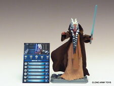 STAR WARS Shaak Ti CLONE COLLECTION CW 31 TCW SOTDS LOOSE
