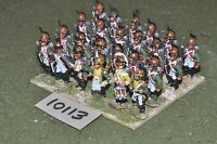25mm napoleonic 24 french dragoons figures (10113)