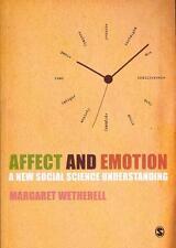 Affect and Emotion von Margaret Wetherell (2012, Taschenbuch)