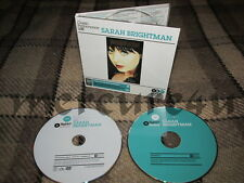 Rare DVD+CD Limited Edition (2008) In Concert 1997 Sarah Brightman Timeless Eden
