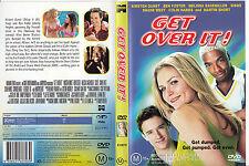 Get Over It-2001-Kirsten Dunst-Movie-DVD