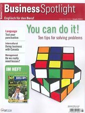 Business Spotlight, Heft 5/2015, Business-Englisch-Magazin +++ wie neu +++