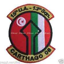 Patch A113 Esercitazione Carthago 2008 Italia Tunisia 13° Gruppo di Amendola