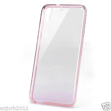 Rose Gold Slim High Gloss Soft Skin Case TPU Cover for HTC Desire 626/626s/530