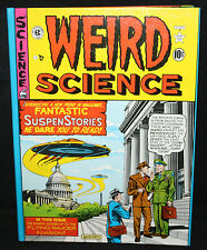 Weird Science Vol.1 No.1-6 Hardcover - EC Comics Archive (VF) 2006