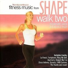 Shape Fitness Music: Walk 2 70's Hits