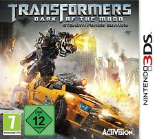 Nintendo 3DS Transformers 3 Dark of the Moon Stealth Force Edition