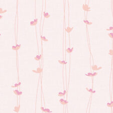 Contact Paper Pink Flowers Pattern Self Adhesive Wallpapers Decorative Sticker