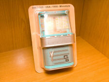 Jukebox AMI I-200 -USA- 1958 miniature JUKE BOX works!!