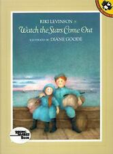 Watch the Stars Come Out (A Puffin Unicorn), Levinson, Riki, 0140555064, Book, A
